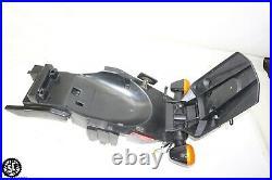 02 03 Honda Cbr 954rr Battery Tray Rear Fender Turn Signal