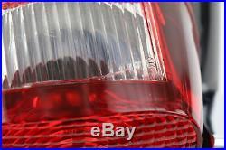 03 Harley Electra Glide Rear Back Fender Brake Light Turn Signal
