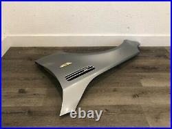 06 2010 Bmw Oem E60 M5 Front Left Driver Side Exterior Fender Wing Grille Oem