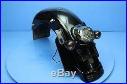 06 Harley Street Glide Rear Back Fender 59731-06 LED Brake Light Turn Signal