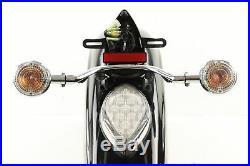 06 Yamaha Road Star Midnight XV 1700 Rear Back Fender Brake Light Turn Signal