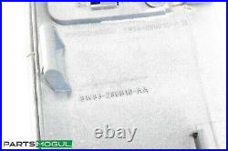 07-11 Jaguar XKR XK Right Passenger Fender Trim Vent GRAY 6W83-280B10-AC OEM