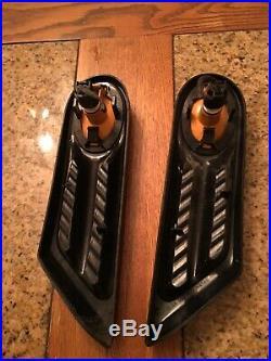 07-15 Mini Cooper RH &LF Fender Turn Signal Indicator Side Marker Light Lamp 726