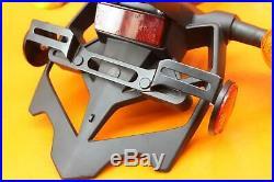 09-14 Yamaha Yzf R1 Oem Rear Back Fender Mud Guard W Turn Signals 14b-21629-01