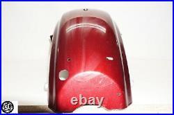 09-18 Harley Davidson Touring Road Glide Rear Fender Fascia Filler Turn Signal