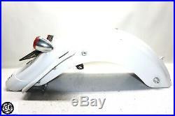 09-18 Harley Touring Street Glide Rear Wheel Fender Guard Blinker Turn Signal