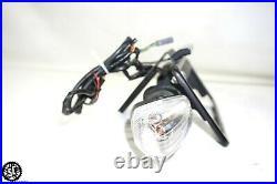16 17 18 19 20 Kawasaki Ninja Zx10r Yoshimura Fender Eliminator Rear Turn Signal