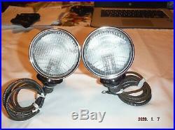1920's 30's Vintage Fender Lights Nash, Essex Hupmobile, Buick, Jordan, Packard
