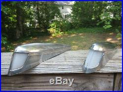 1938 Studebaker Turn Signal Lights fender mounted Parking Driving Lights