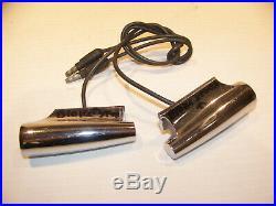 1967 1968 1969 Plymouth Gtx Road Runner Fender Turn Signals Oem 2606968 +