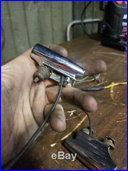 1967-1969 Plymouth GTX Satellite Fury Belvede Dart Fender Turn Signal Pair OEM
