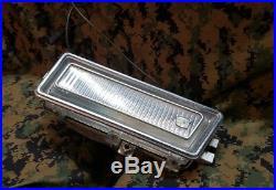 1968 68 Cadillac Deville RH FENDER MARKER LIGHT chrome gm oem
