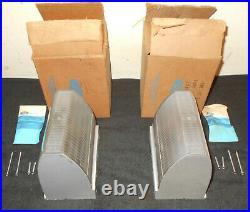 1969 Mercury Monterey Custom NOS LH + RH FENDER TURN SIGNAL PARKING LAMP LENSES