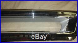 1969 Plymouth Gran Fury VIP RH Fender Turn Signal Marker Light Chrome Bezel