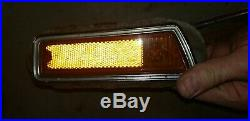1970 dodge charger coronet front fender turn signal parking left right used