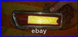 1970 dodge charger coronet front fender turn signal parking light right r/t s/e