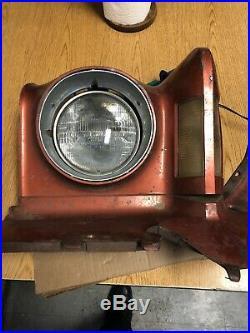 1975 Monte Carlo Passenger LH Headlight Turn Signal Fender Assembly 75