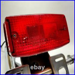 1982 Honda CB900C Chrome Rear Fender with Taillight & Turn Signals