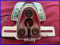 1982 Suzuki GS1100 G/GL rear fender/tail brake light/turn signals/mirrors/stat