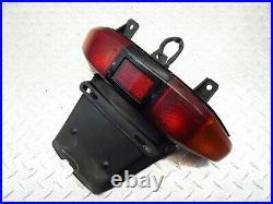 1987 87 Honda Elite 150 CH150 Rear Fender Cowl Tail Light Turn Signal Oem