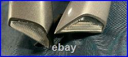 1993 1996 Cadillac Fleetwood Fender Fiberoptic Signal Indicator Lamp Bezel OEM