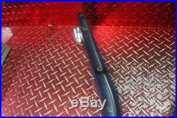 1999 2006 Harley Softail Deuce Cvo Fxstd Rear Fender Struts W Turn Signal Std3