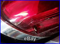 1999 Harley Electra glide Rear Fender with indicator turn signal tail light