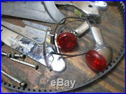 2003 Harley Davidson Low Rider Chain Guard Tailight Fender Strut Turn Signal