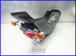 2006 06-09 Suzuki VL800 C50 Boulevard Rear Fender Tail Light Turn Signals Mount