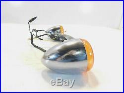 2006-2013 Harley Davidson Touring FLHX Street Glide Rear Fender Turn Signal Bar
