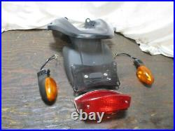 2006 Ducati M 600 Monster M600 Rear Fender Tail Light And Turn Signal