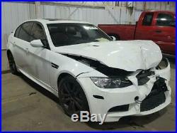 2008-2011 BMW E90 4-door sedan M3 OEM Fender Turn signal LED light + Vent grille