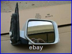 2009 2010 Honda Pilot Rh Passenger Side View Mirror With Turn Signal Oem