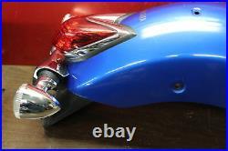 2009-2016 Yamaha V Star 950 Xvs950 Tourer Rear Fender With Turn Signals Tail Light