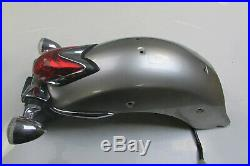 2009 Yamaha V Star 950 XVS950CT Tourer OEM REAR FENDER TAIL LIGHT TURN SIGNALS