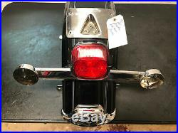2011 Harley Davidson Road King Flhrc Rear Fender Tail Light Turn Signal
