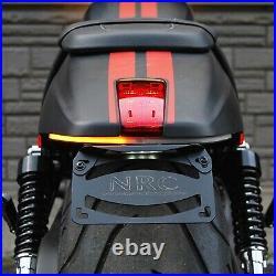 2012-2017 Harley Davidson V-ROD Tail Tidy + LED Turn Signals VROD Fender