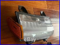 2018-2020 Jeep Wrangler JL OEM LED Fender Front Turn Signal Marker Lights