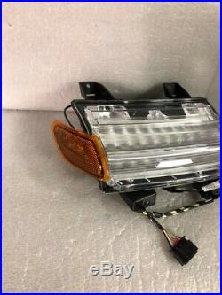 2018 Jeep Wrangler Passenger Right Fender Park Turn LED Lamp Light 55112884AE
