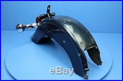 #2866 07-11 Harley Softail Heritage Rear Back Fender Brake Light Turn Signal