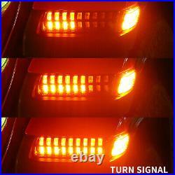 2X Front Fender Blinker Turn Signal Light For Jeep Wrangler JL JLU Rubicon 18-21
