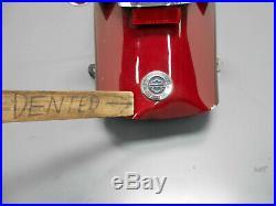 #4745 2011 09 13 Harley Davidson CVO Road Glide Rear Fender / Turn Signals