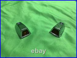 73 74 75 76 77 78 79 Mopar Nos Fender Turn Signal Covers And Lenses Dodge Plymou