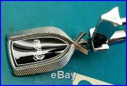 78 79 80 Hurst Olds W-30 Calais Hood Ornament Header Panel Emblem Gm Ho Trim