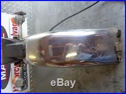 81 Moto Guzzi V1000 V 1000 I Convert Rear Fender And Turn SignaLS And Tail Light