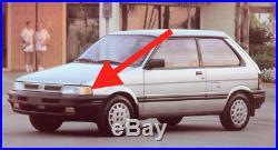 89-95 OEM Subaru Justy Front Fender Corner Signal Light Left USDM SPEC LH