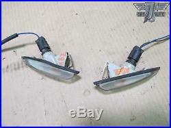 96-02 Bmw Z3 Front Right Left Fender Turn Signal Side Marker Light Set Of 2 Oem