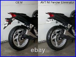 AVT Honda CBR 250R 11-13 Fender Eliminator NI Kit FLUSH LED Turn Signals
