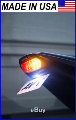 AVT Honda CBR650F / CB650F Fender Eliminator Kit Integrated LED Turn Signals