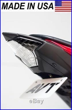 AVT YZF-R3 Fender Eliminator Kit R3 LED Integrated Turn Signals Tail Light